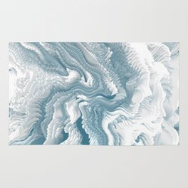 Abstract pattern 222 Rug