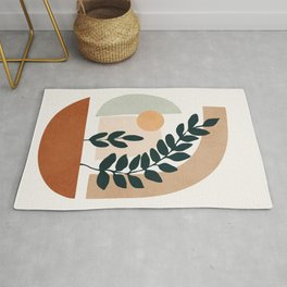 Soft Shapes III Rug