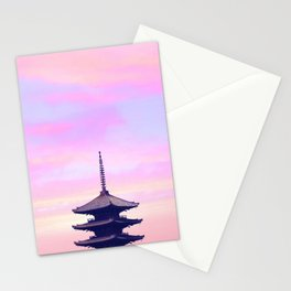 Kyoto Aurora Stationery Cards