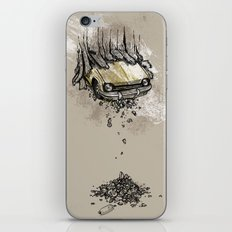 It's here daddy! iPhone & iPod Skin