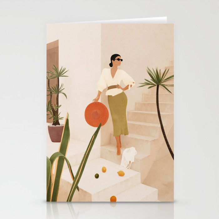Wonders of the New Day Stationery Cards