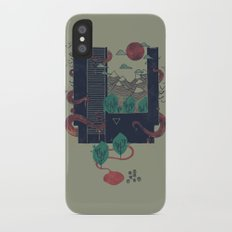 A World Within Slim Case iPhone X