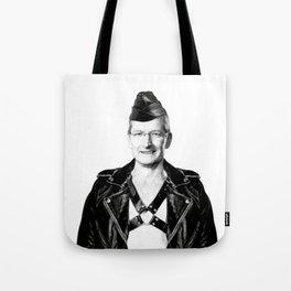 Tim Cock Tote Bag