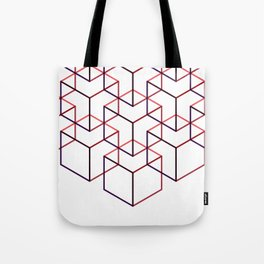 Cubes II Tote Bag