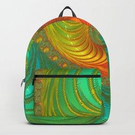 Ripple Effect - Fractal Art  Backpack