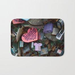 Love Locks No. 2 Bath Mat