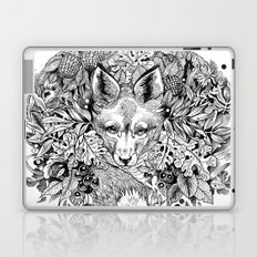 hidden fox Laptop & iPad Skin