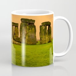 The Standing Stones - Stonehenge Coffee Mug