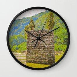 Shenandoah Confluence Wall Clock