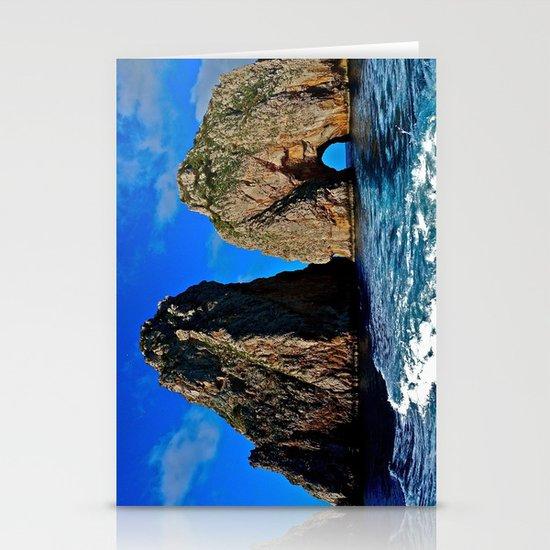 Amalfi Coast Stationery Cards