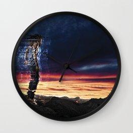Piacular 3 Wall Clock