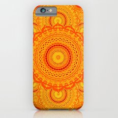 omulyána dancing gallery mandala iPhone 6s Slim Case