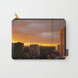 Just because something doesn't last forever doesn't mean its worth is diminished Carry-All Pouch