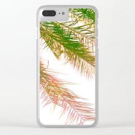 Vibrance II Clear iPhone Case
