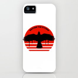 Life is Strange before the Storm Crow iPhone Case