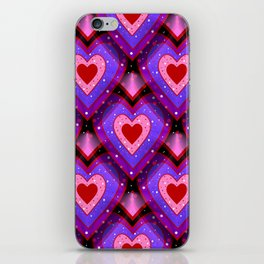 Passion Pattern iPhone Skin