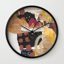 Searching through pages Wall Clock