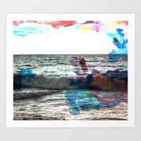 Coastal #2 Art Print