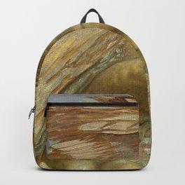 "Edward Burne-Jones ""A Gorgon (a fragment)"" Backpack"