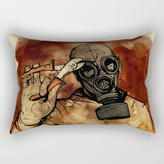 Start Talkin' Rectangular Pillow