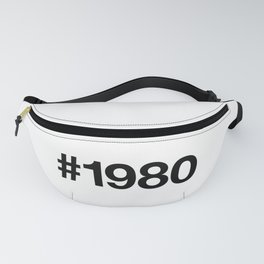 1980 Fanny Pack
