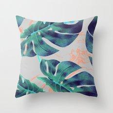 Be Tropical #society6 #decor #buyart Throw Pillow