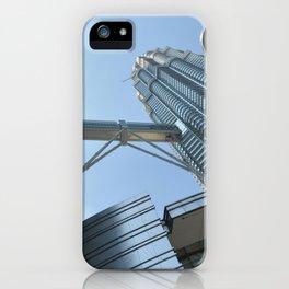 Concourse Level Petronas Twin Tower Wilayah Persekutuan Kuala Lumpur Malaysia Ultra HD iPhone Case