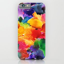 Floral Pattern 13 iPhone Case