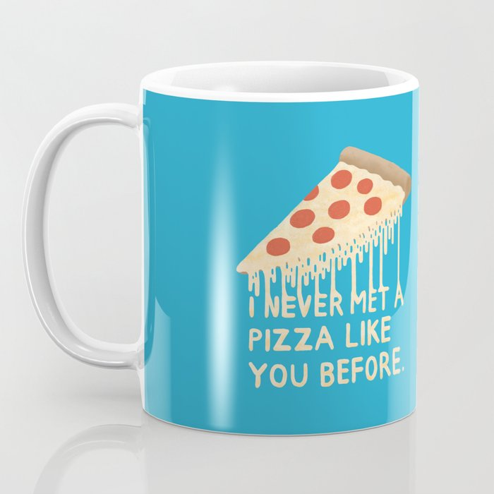 Sweet Pizza Coffee Mug