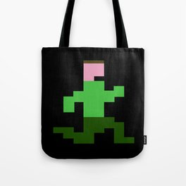 That Dude in the Jungle Tote Bag