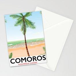 Comoros Stationery Cards