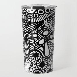 Doodle 13 Travel Mug