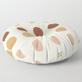 Flow of the Phases Floor Pillow