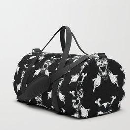Moto Head Duffle Bag