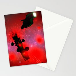 ATTACK - Heavy Metal Thunder Artwork Stationery Cards
