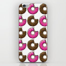 You can't buy happiness, but you can buy many DONUTS. iPhone Skin
