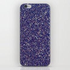 Black Sand III (Rose) iPhone & iPod Skin