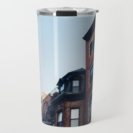 Newbury Street Travel Mug
