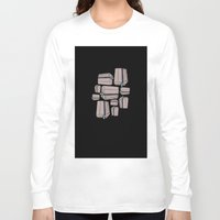 polaroid Long Sleeve T-shirts featuring Polaroid by Deborah Gruber