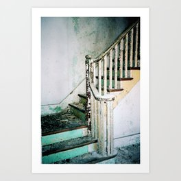 The Color of Memory Art Print