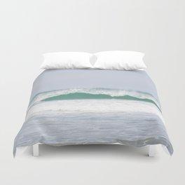 sea waves Duvet Cover