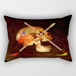 Argh…T  Me Matey 036 Rectangular Pillow