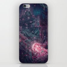 Jellyfish Hive iPhone & iPod Skin