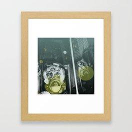 Our Stars Framed Art Print