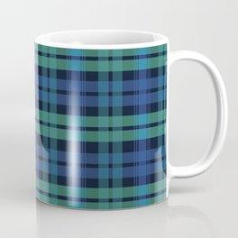 plaid Coffee Mug