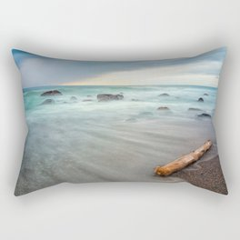 the drift wood Rectangular Pillow