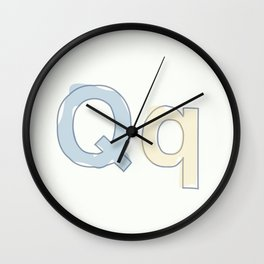 qq Wall Clock