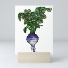 Rooted: The Rutabaga Mini Art Print