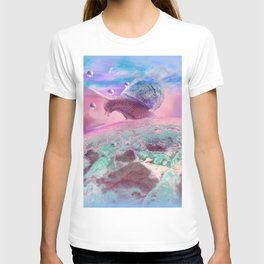 Snail country T-shirt