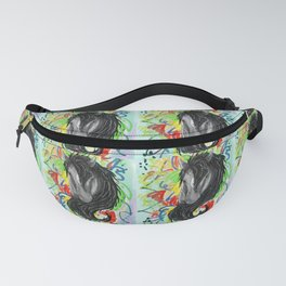 Fancy Pony - Pattern Fanny Pack
